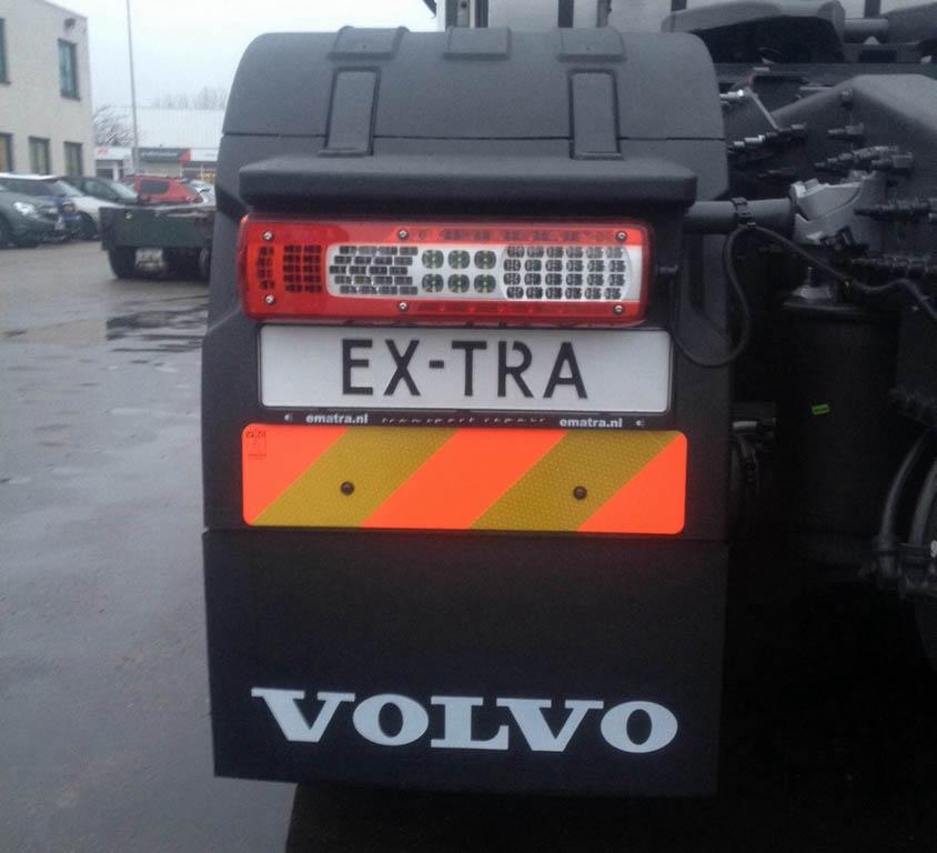 Volvo FH16 8×4 750-7